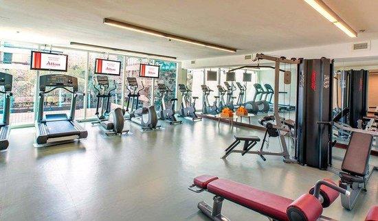 Atton Vitacura: Gym