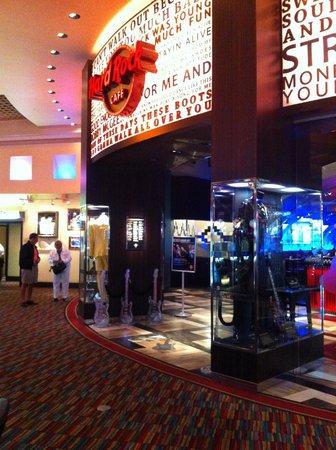 Seminole Hard Rock Casino Tampa: Hard Rock Cafe