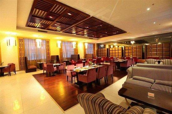 Qinghua International Hotel: Restaurant