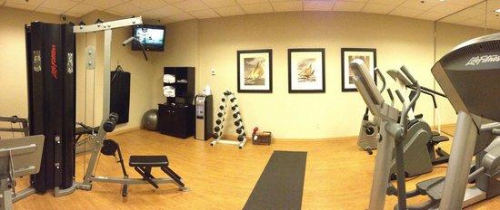 Georgian Court Hotel: Workout room