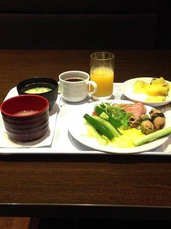 Restaurant Serena : Breakfast