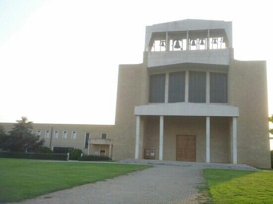Latiano, Itálie: Santuario S.S. Cotrino