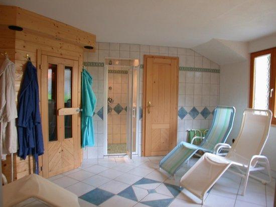 Appartement-Pension Familie Gewessler: Sauna
