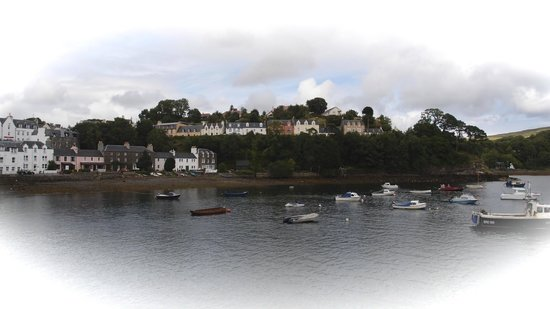Driftwood Bed and Breakfast: Portree