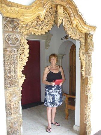 Tropicana Castle Resort: lift entrance
