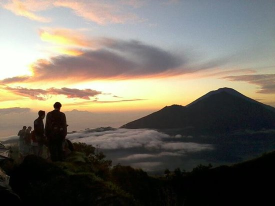 Bali Trekking Tour - Day Tours: Mount Batur Volcano Sunrise Trek