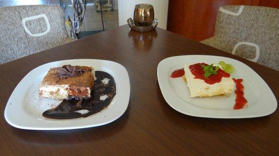 Ibiskos Cafe and Restaurant: Dessert at Ibiskos