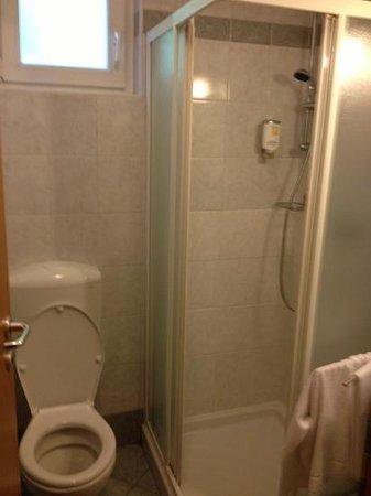 Ljubljana Resort Hotel & Camp: toilette