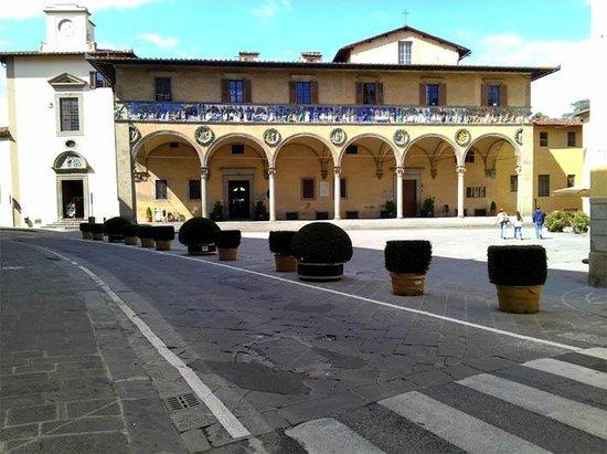 Ospedale del Ceppo : Больница Чеппа.