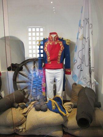 Acapulco Historical Museum: Бушлат