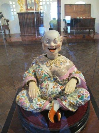Acapulco Historical Museum: Китайский зал