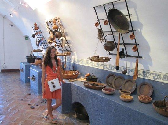 Acapulco Historical Museum: Посуда