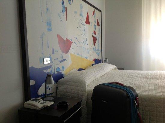 Hotel Solarium: camera