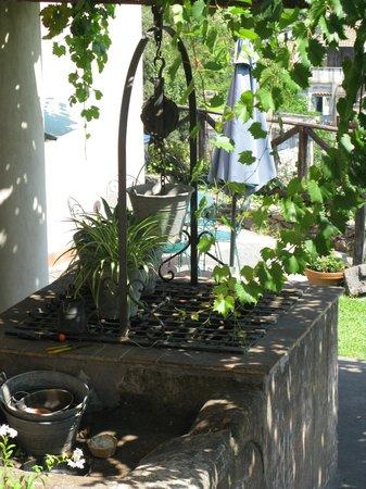 Agriturismo San Leonardello: LE PUIT