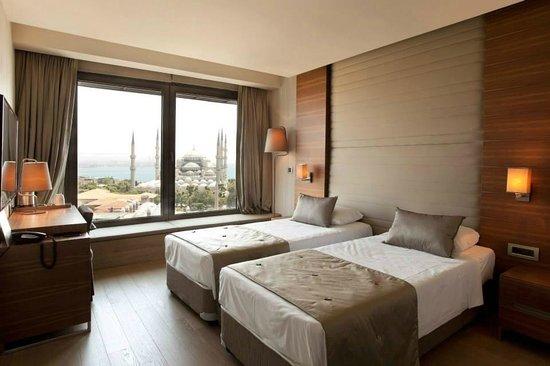 ホテル アルカディア イスタンブール