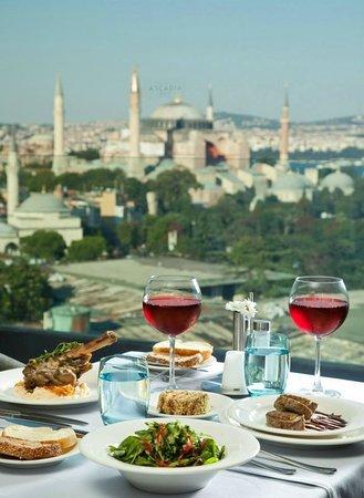Hotel arcadia blue istanbul booking