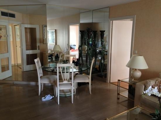 Riviera Eden Palace : le salon