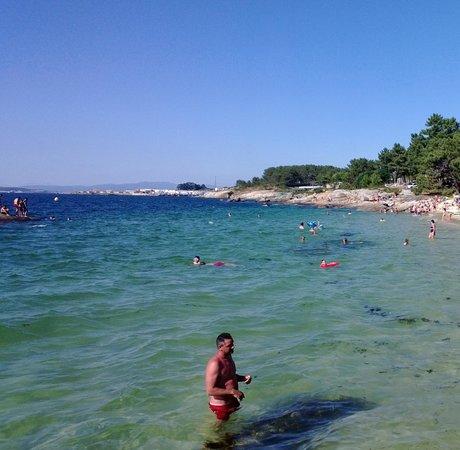 Playa Area das Pipas: Praia As Pipas, O Grove