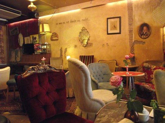 Cafe Brecht: интерьер