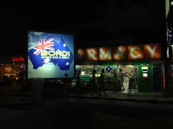Bondi Aussie Bar & Grill Lamai: Bondi