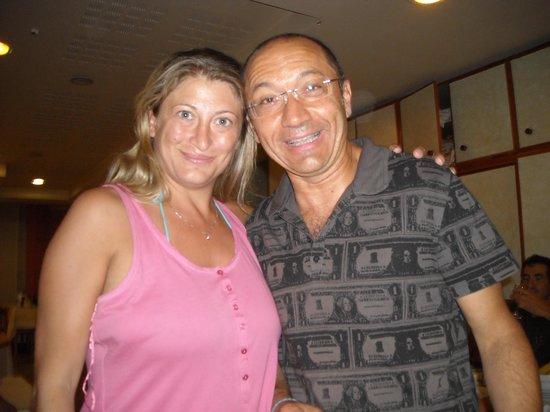 Hotel Carol: Mitico sig. LUCIO!
