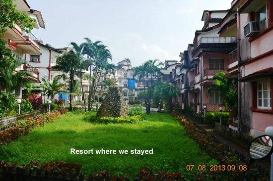 Maria Rosa Resort: resort