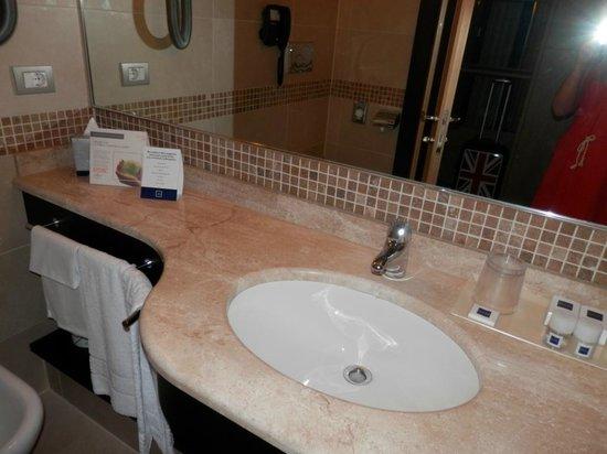 Atahotel Varese : bagno