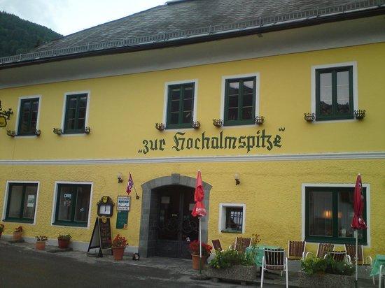 Gasthof Hochalmspitze: the hotel