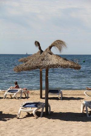 UR Azul Playa: plage