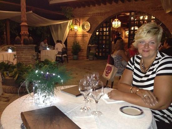 Restaurante Ruta del Veleta: 8 años juntos ..