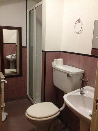 Oakland Bed & Breakfast: salle de bain