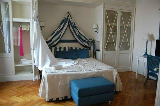 Grand Hotel Principe di Piemonte: Suite Stile Impero