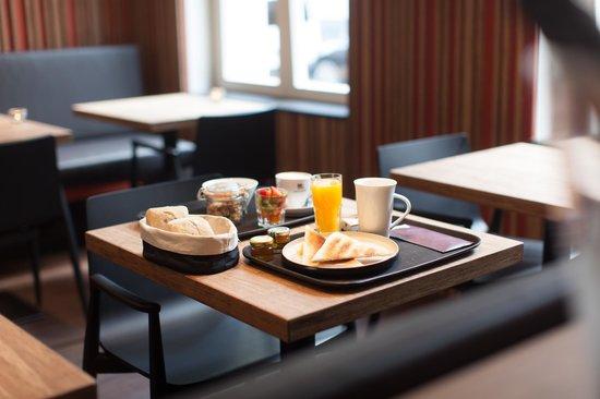 Hotel Marcel: ontbijt