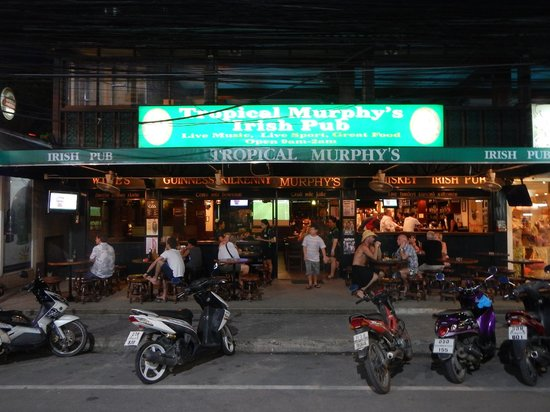 Tropical Murphys Irish Pub & Restaurant: Tropical Murphys