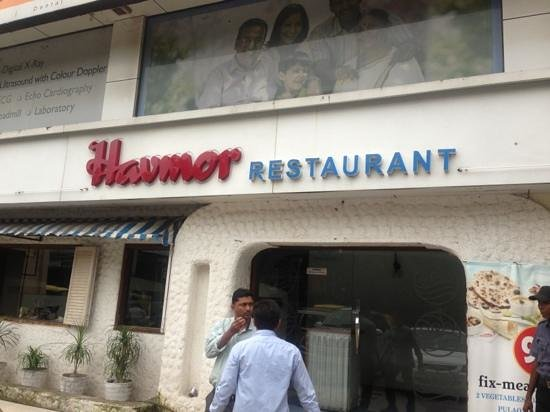 Havmor ice cream ltd: nice place for lunch