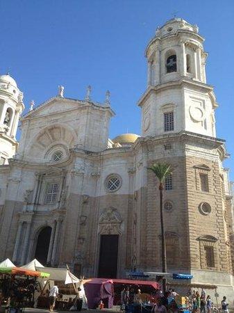 Hotel La Catedral: vue depuis l hôtel