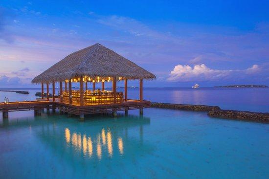 Kurumba Maldives: Overwater Tappenyaki Restaurant