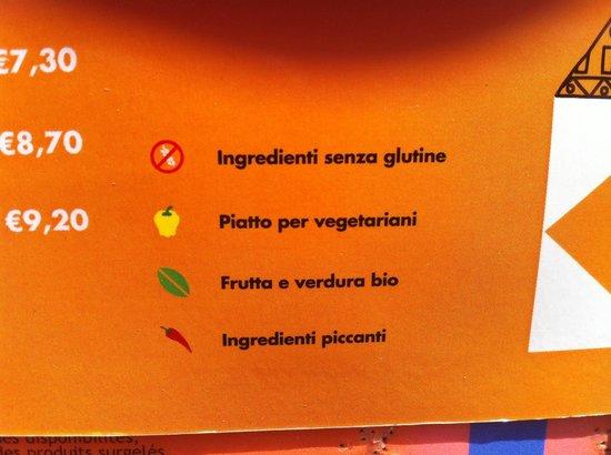 Ae Oche : Gluten free!!