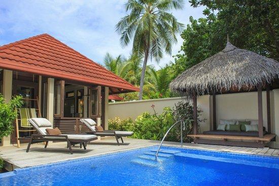 Kurumba Maldives: Deluxe Pool Villa