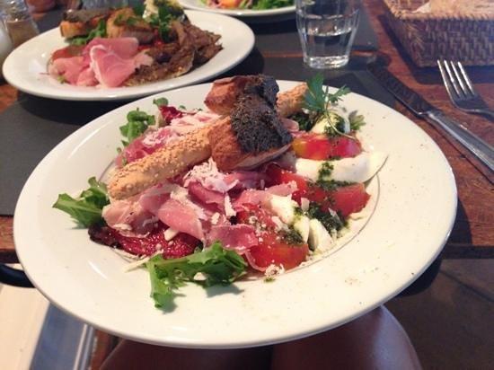 Malabar restaurant : italiana