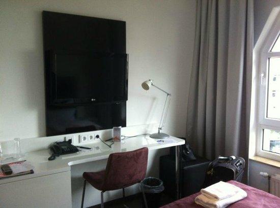 GOLD INN Alfa Hotel: Zimmer im Alfa Hotel Berlin