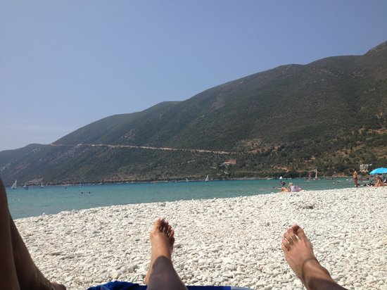 Club Vassiliki : Beach
