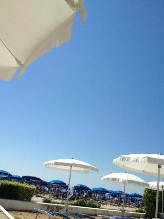 Hotel Reno: La spiaggia