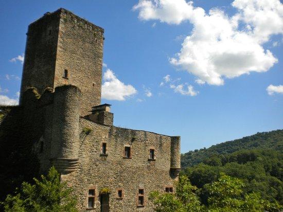 Chateau Belcastel : Chateau de Belcastel