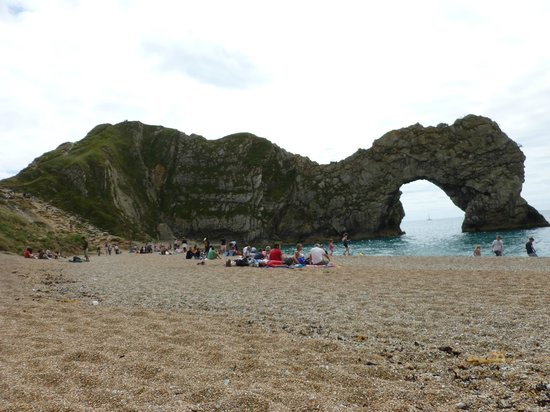 Lulworth Cove and Durdle Door Durdle door pebble beach  sc 1 st  TripAdvisor & Durdle door pebble beach - Picture of Lulworth Cove and Durdle Door ...