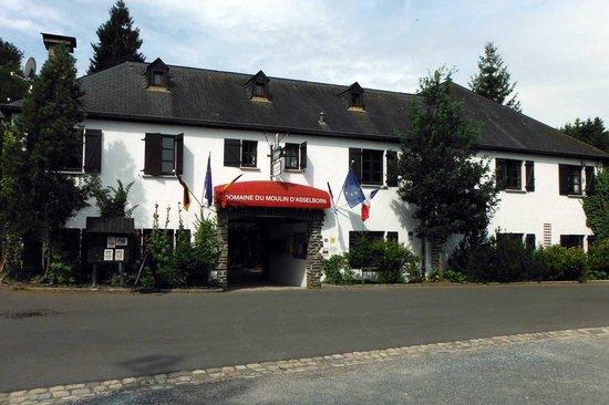 Domaine du Moulin d'Asselborn: Hôtel