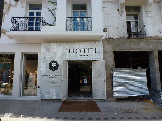 Carlton Hotel Tunis: hotel