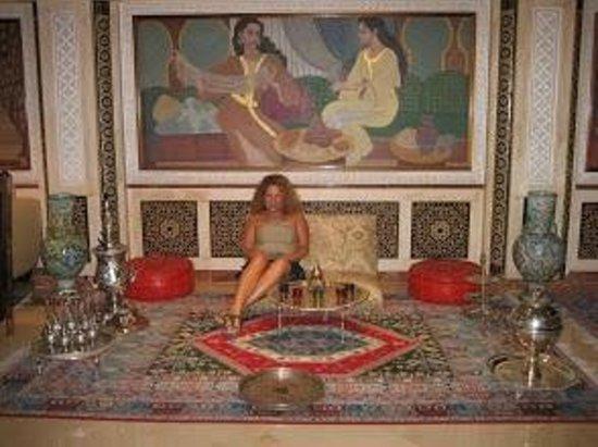 Sofitel Fes Palais Jamai: Un lujo.