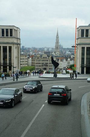City Sightseeing Brussels: City view