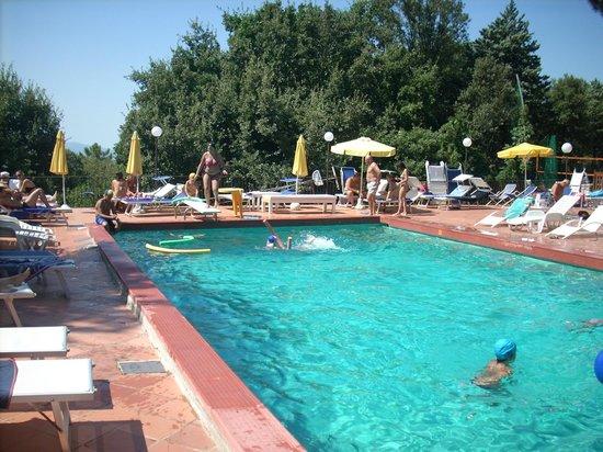Hotel Conca del Sole: piscina